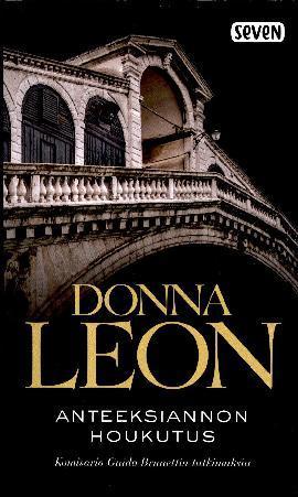 Leon, Donna: Anteeksiannon houkutus