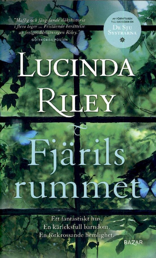 Riley, Lucinda: Fjärilsrummet
