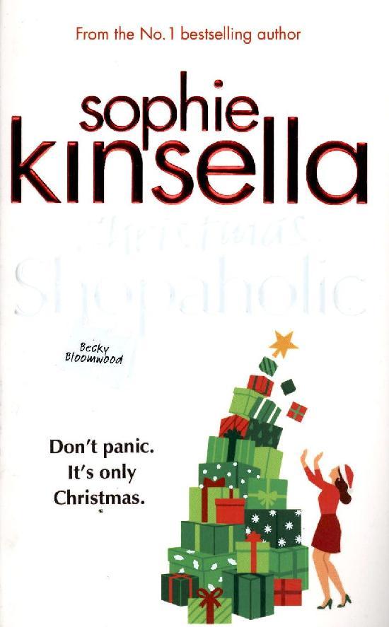 Kinsella, Sophie: Christmas Shopaholic