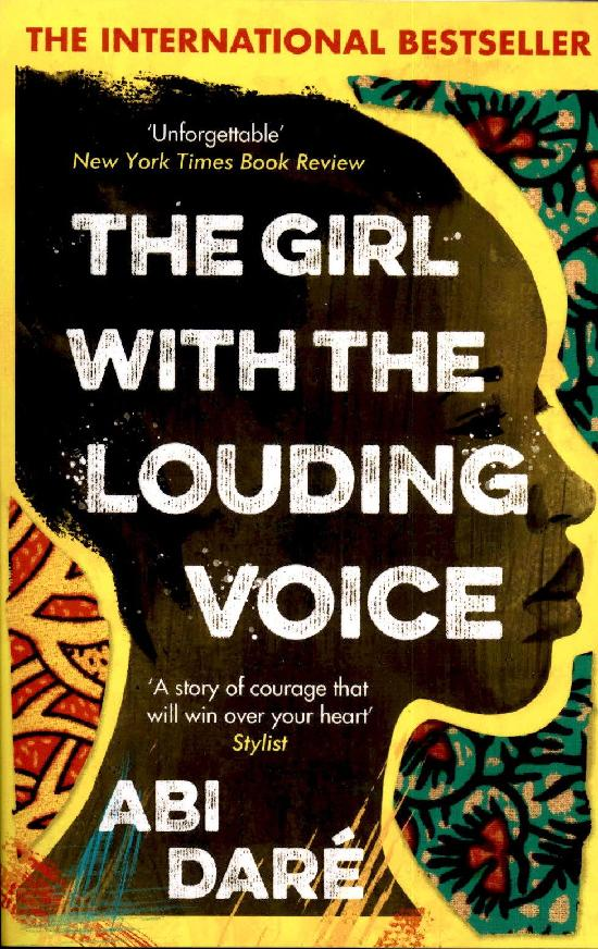 Daré, Abi: The Girl with the Louding Voice