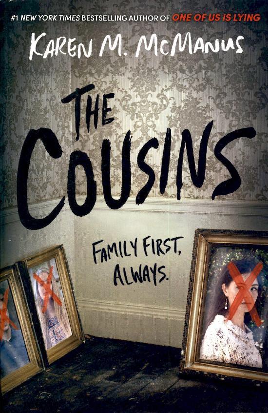 McManus, Karen M.: The Cousins