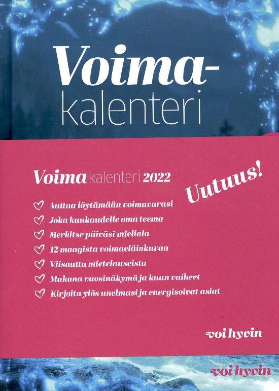 Voimakalenteri 2022
