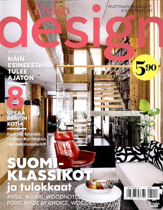 Deko Design MAALISKUU 2021