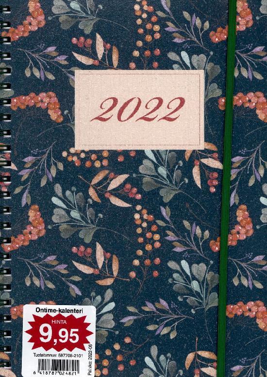 Ontime-kalenteri  2022
