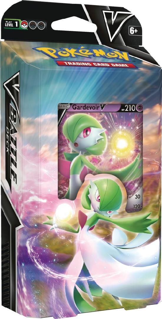 Pokemon V Battle Deck -pakka Victini / Gardevoir