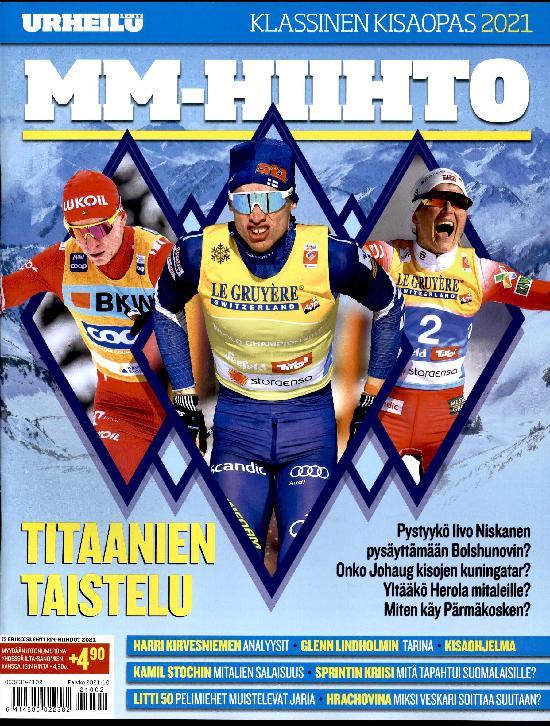 IS Erikoislehti MM-hiihto 2021