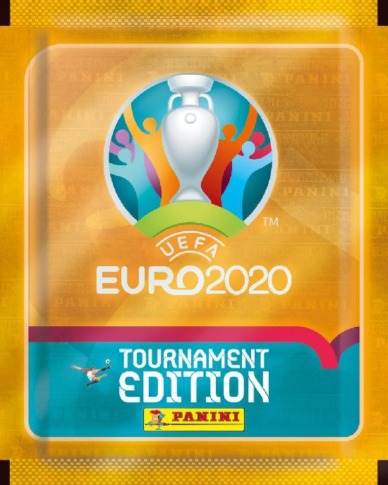 Euro 2020 Tournament Edition -keräilytarrat 1/2021