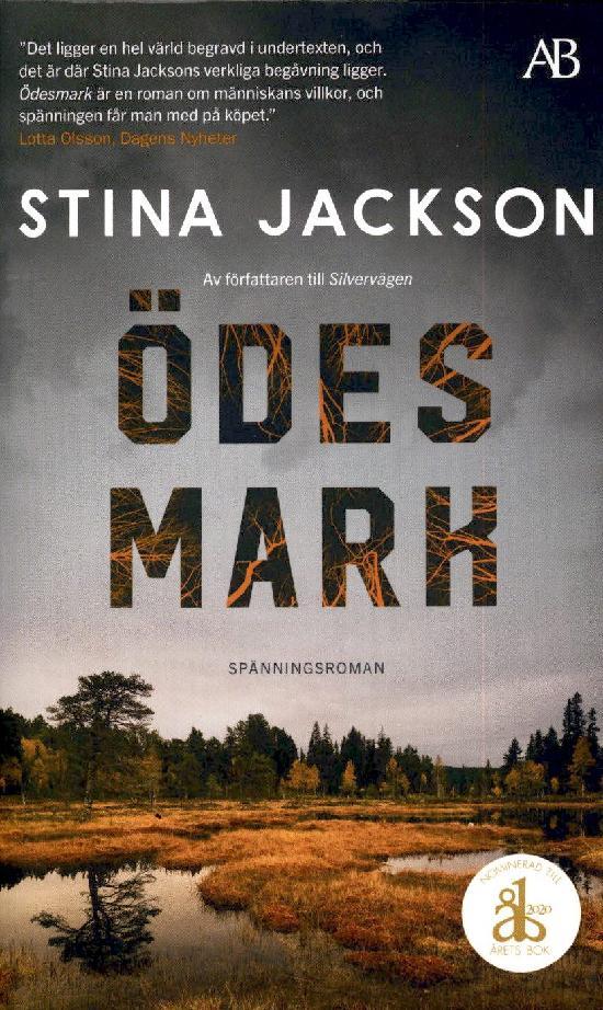 Jackson, Stina: Ödesmark