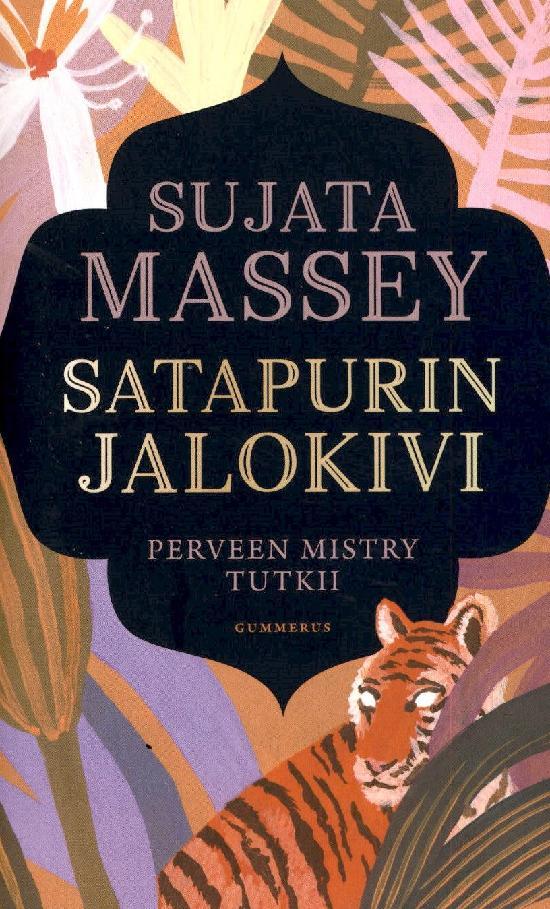 Massey, Sujata: Satapurin jalokivi