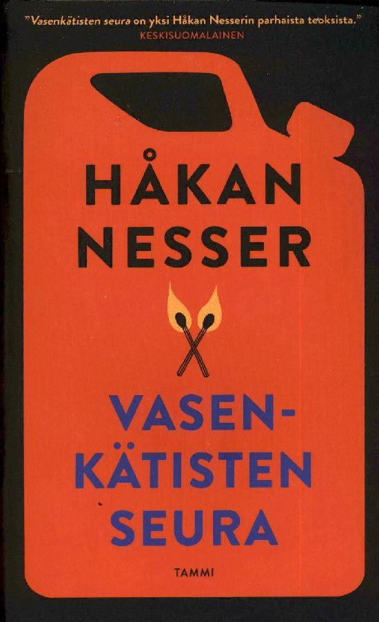 Nesser, Håkan: Vasenkätisten seura