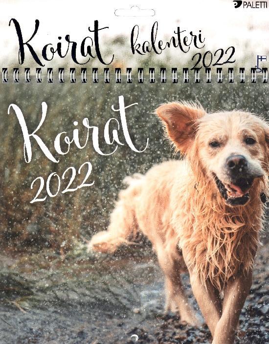 Koirakalenteri 2022