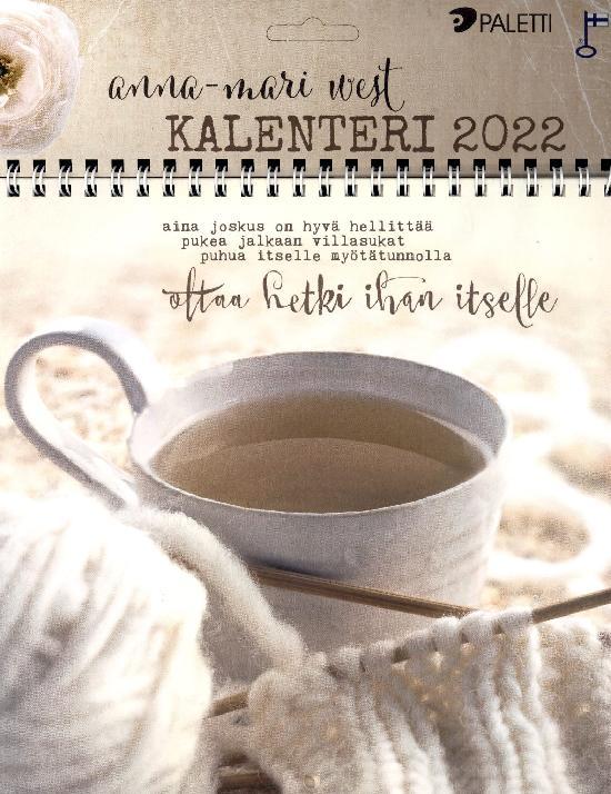 Anna-Mari West-kalenteri 2022