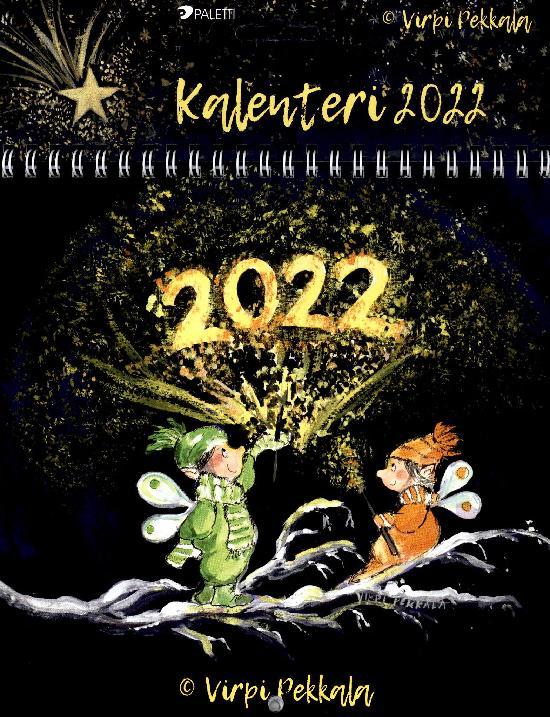 Virpi Pekkala-kalenteri 2022
