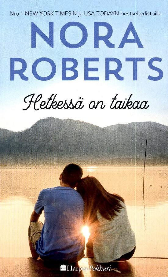 Harlequin Silk - Nora Roberts (suom.) 2117