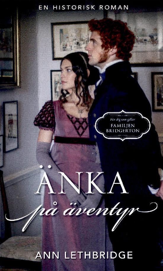 Harlequin Historisk Roman Lethbridge, Ann: Änka på äventyr