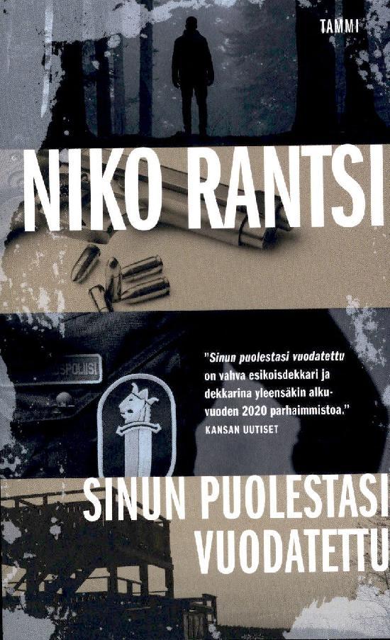 Rantsi, Niko: Sinun puolestasi vuodatettu