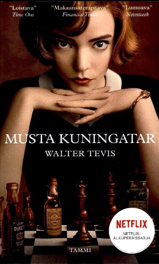 Tevis, Walter: Musta kuningatar