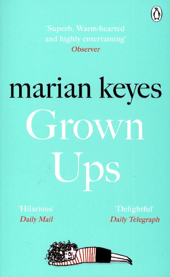 Keyes, Marian: Grown Ups