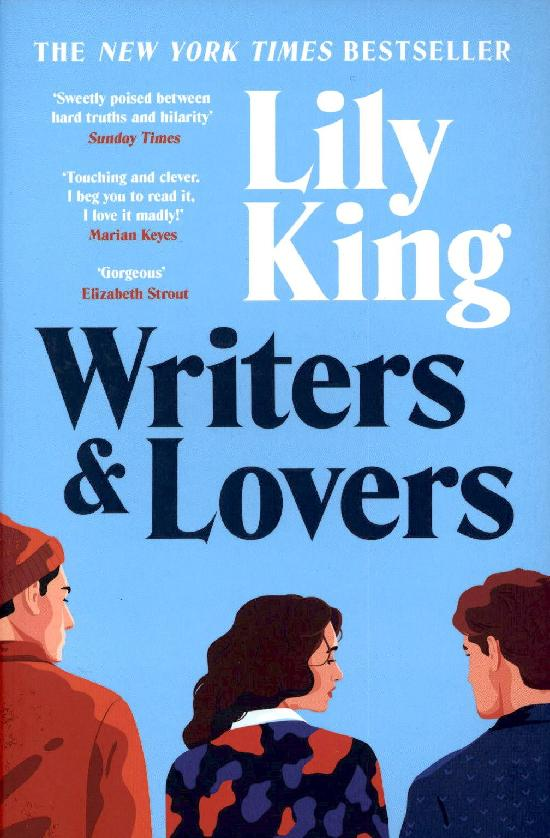 King, Lily: Writers & Lovers