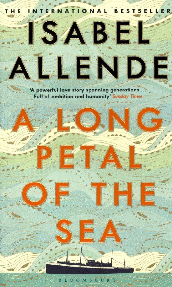 Allende, Isabel: A Long Petal of the Sea