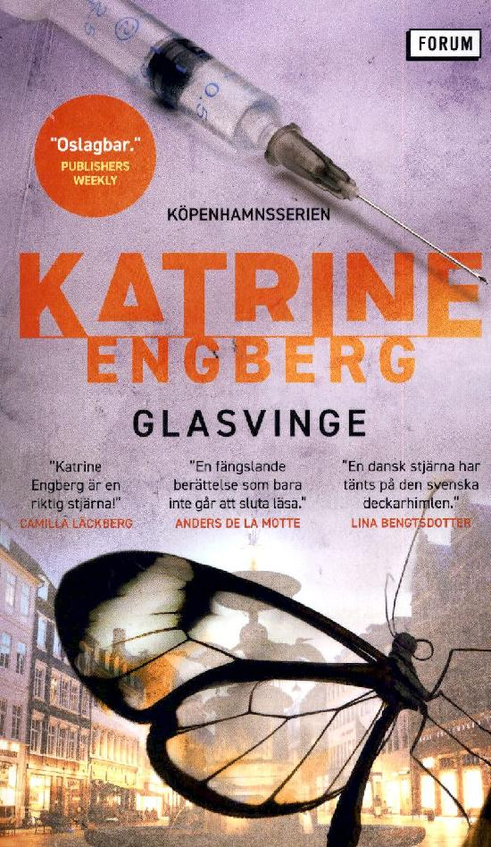 Engberg, Katrine: Glasvinge