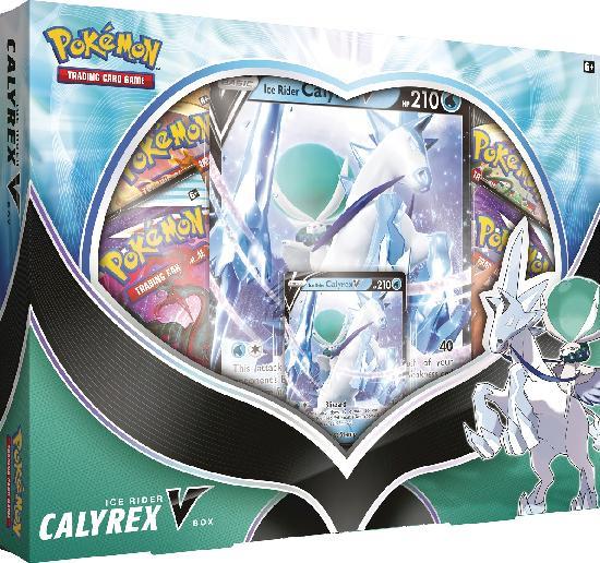 Pokemon V Box Calyrex V 2021