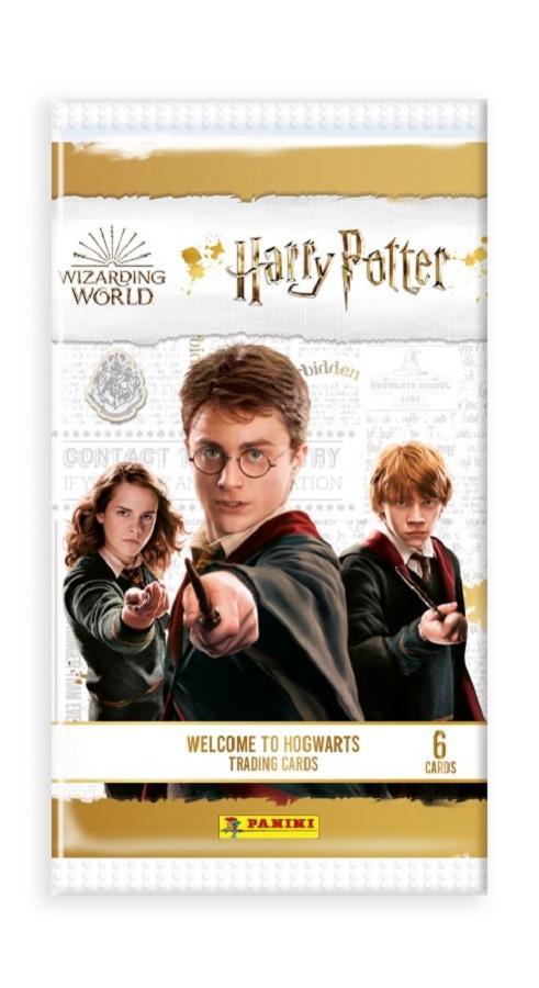 Harry Potter -Welcome to Hogwarts -keräilykortit