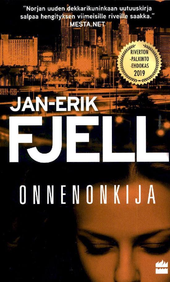 Fjell, Jan-Erik: Onnenonkija