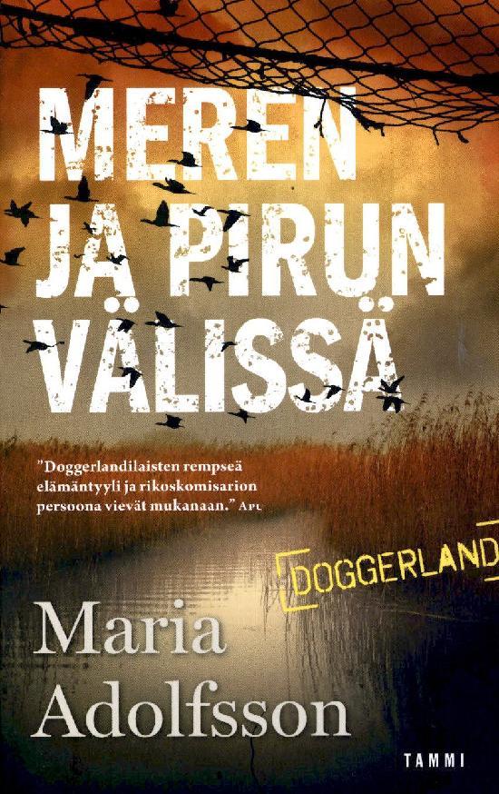 Adolfsson, Maria: Meren ja pirun välissä