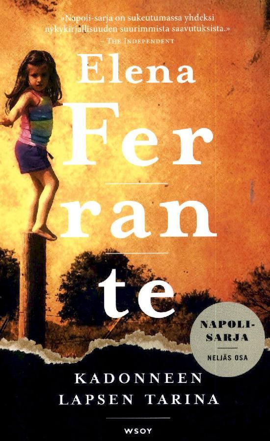 Ferrante, Elena: Kadonneen lapsen tarina