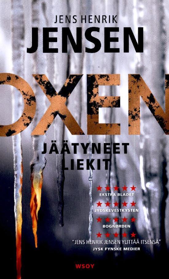 Jensen, Jens Henrik: Jäätyneet liekit