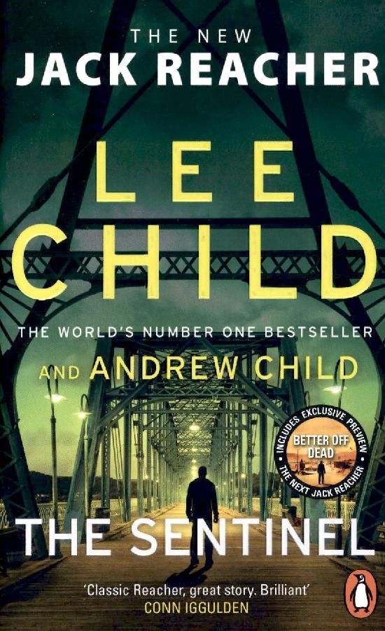 Child, Lee & Child, Andrew: The Sentinel