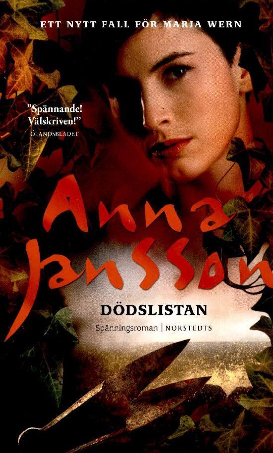 Jansson, Anna: Dödslistan