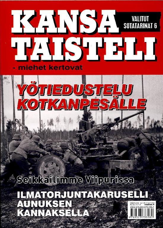 Kansa Taisteli - Miehet Kertovat 2/2021 Valitut sotatarinat 6