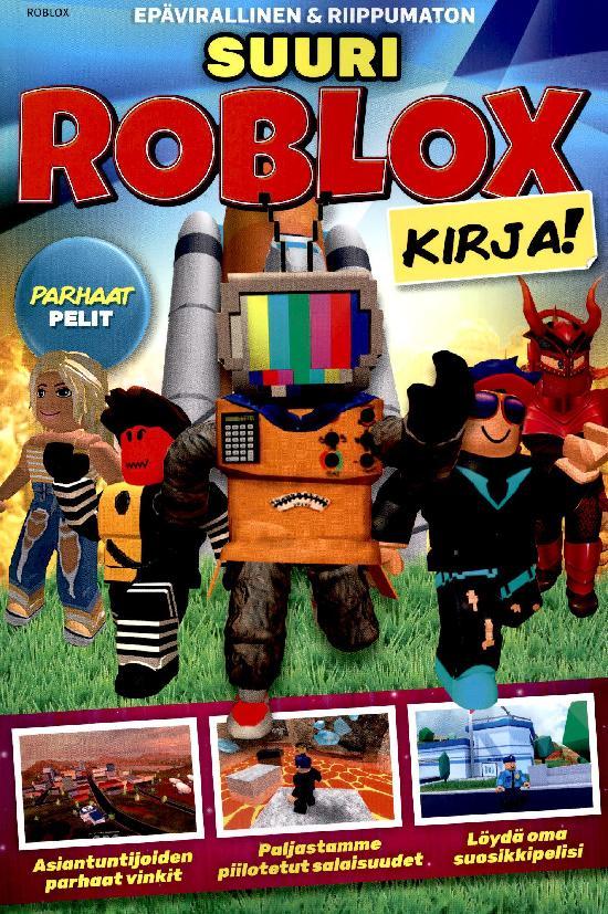 Parhaat Pelit Suuri ROBLOX -kirja 2021
