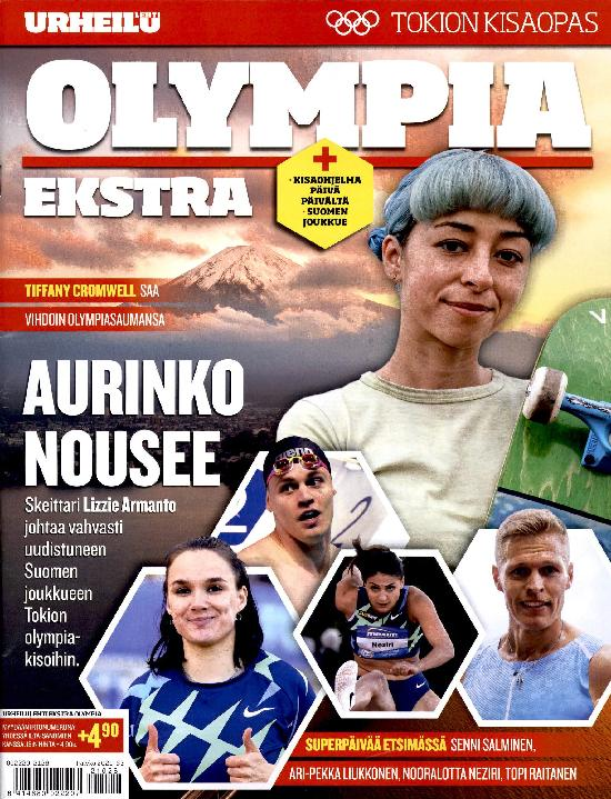 Urheilulehti Ekstra Olympia