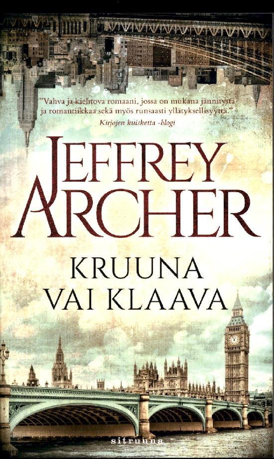 Archer, Jeffrey: Kruuna vai klaava
