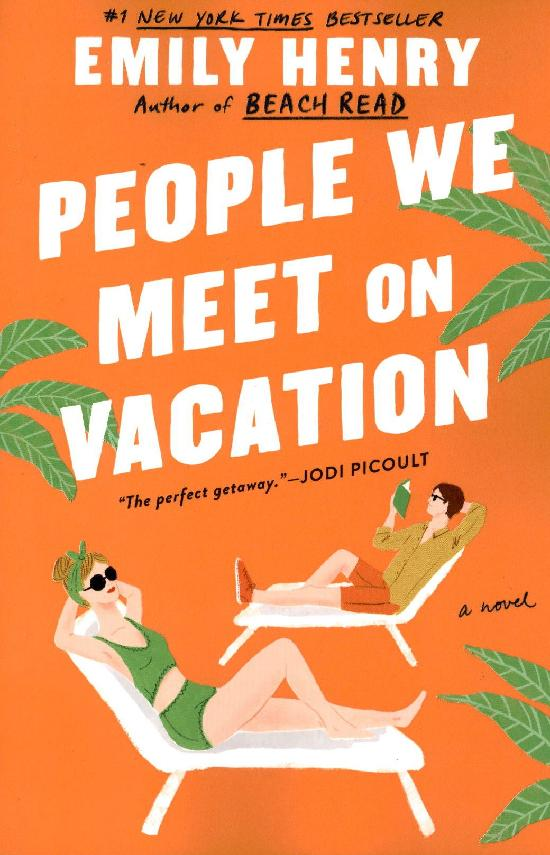 Henry, Emily: People We Meet On Vacation