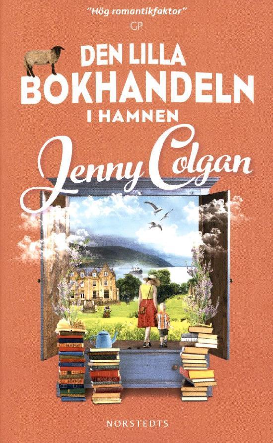 Colgan, Jenny: Den lilla bokhandeln i hamnen