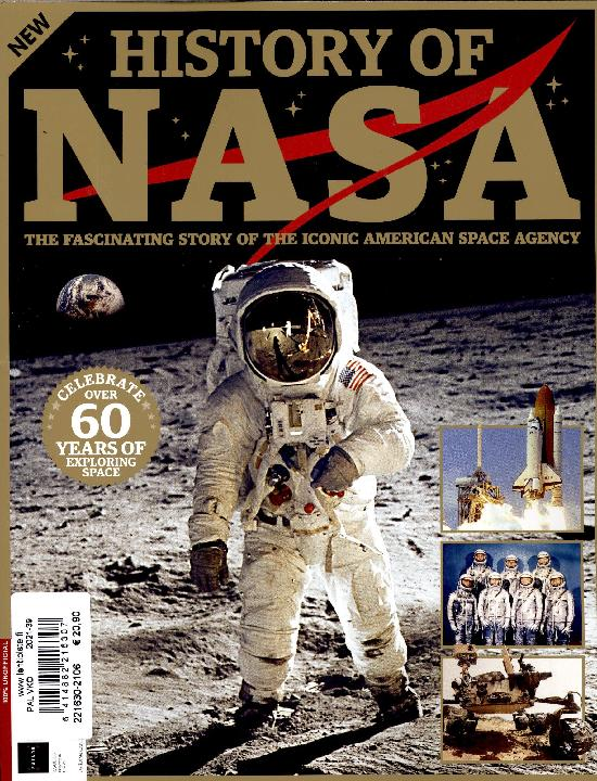 All about History Bookazine History of Nasa