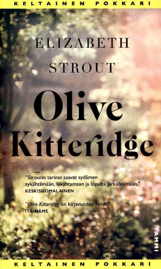 Strout, Elizabeth: Olive Kitteridge