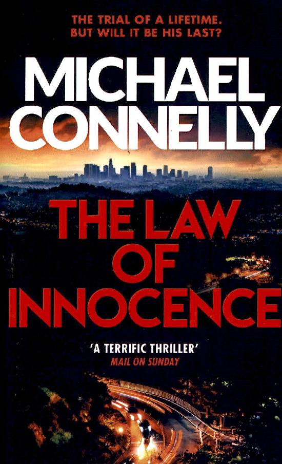 Connelly, Michael: The Law of Innocence