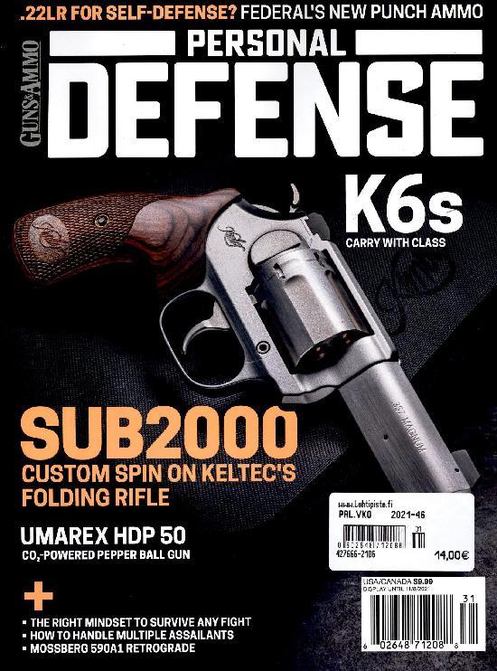 Guns & Ammo Special, Annual