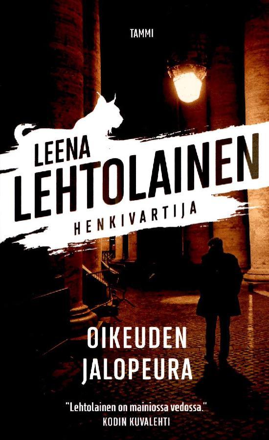Lehtolainen, Leena: Oikeuden jalopeura