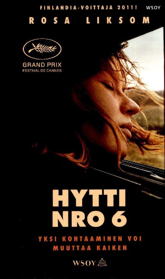 Liksom, Rosa: Hytti nro 6 (elokuvakannella)