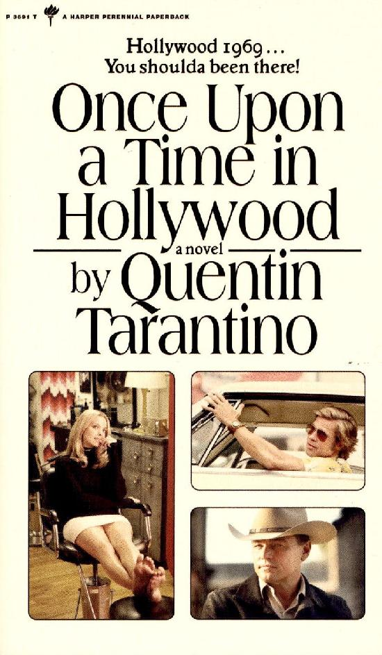 Tarantino, Quentin: Once Upon a Time in Hollywood