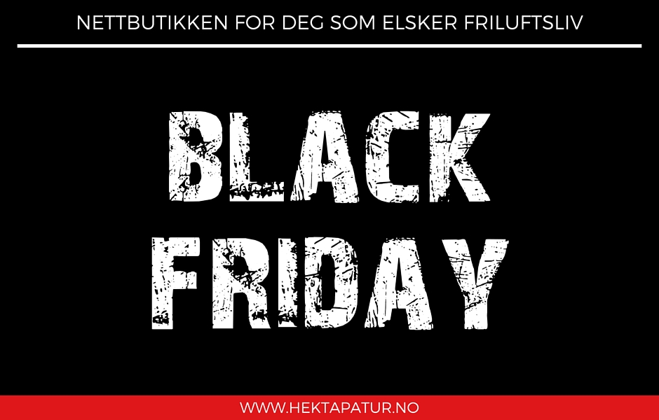 Hekta på tur - Black Friday 27. november 2015