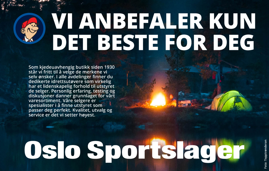 Oslo Sportslager - august 2016