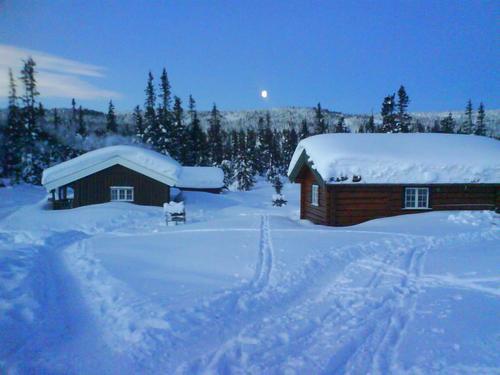 Overnattingstur til Åkersætra