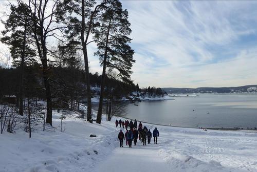 Aktiv i 100 i Oppegård og Ski våren 2020